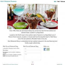 Rossy's Hotel Restaurant Bar Zihuatanejo