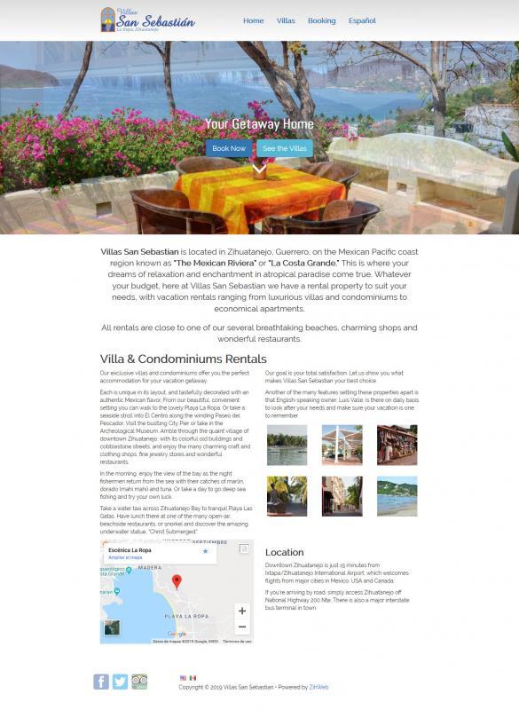 Villas San Sebastian